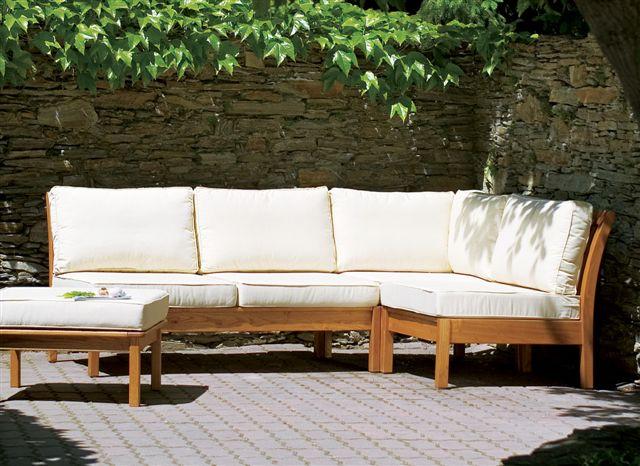 Meble Ogrodowe Drewniane Na Allegro : Alternatywna aranżacja oferowanego zestawu KAMEA z poduszkami w