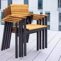 Fotele sztaplowane Mohito