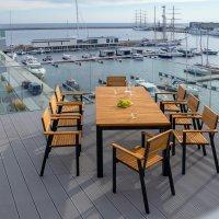 Stół i fotele Mohito