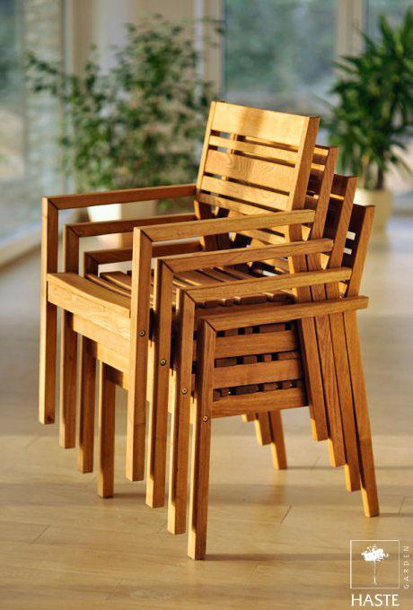 Fotele sztaplowane