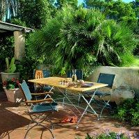 Felicia - meble ogrodowe składane