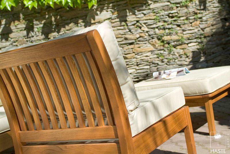 Fotele ogrodowe Kamea