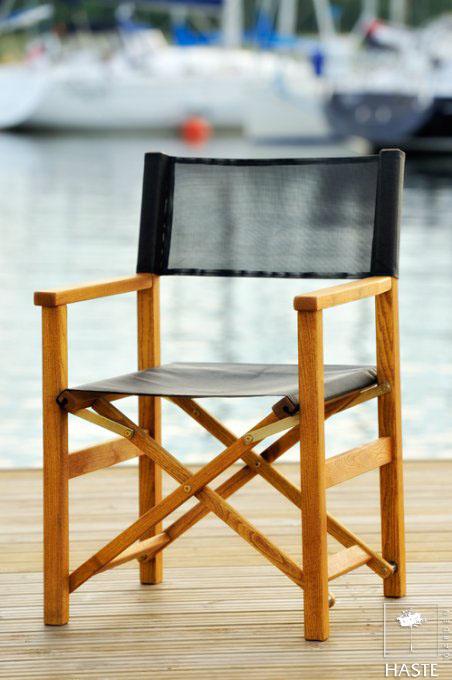 Składany fotel reżyserski