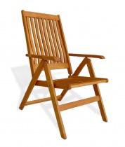 Fotel wysoki