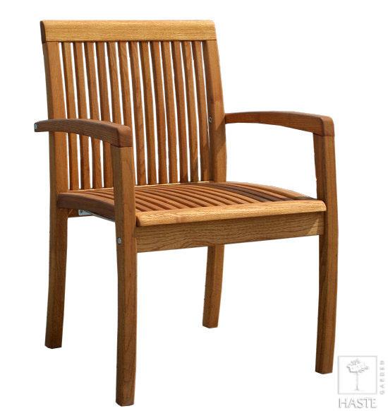 Fotel sztaplowany