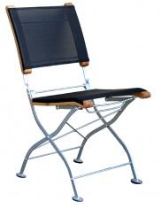 Krzesło metalowe do ogrodu