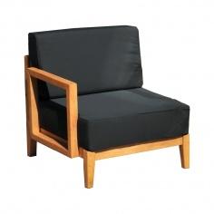Fotel z podłokietnikiem prawym