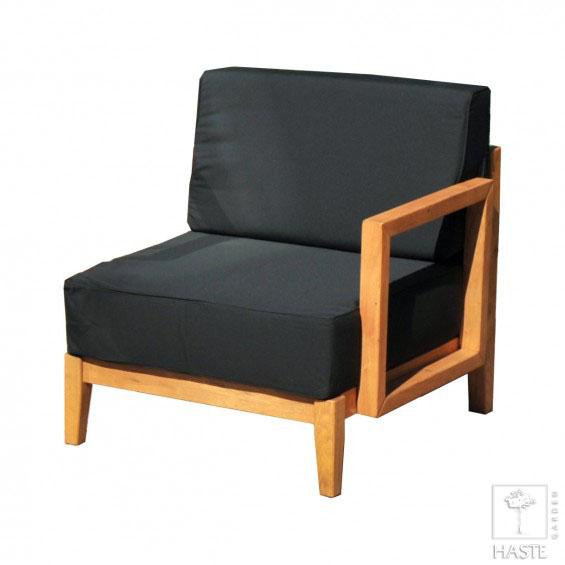 Fotel z podłokietnikiem lewym