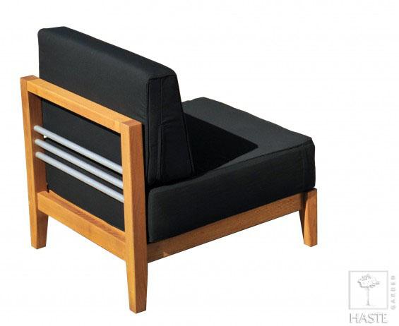 Krzesło drewniane do ogrodu