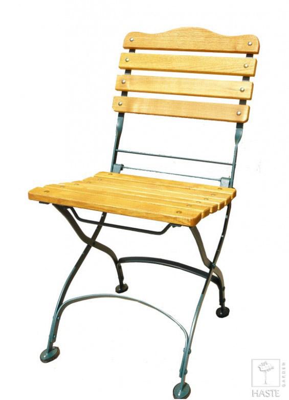 Krzesło ogrodowe (metalowy stelaż)