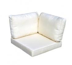 Pokrowce na poduchy (fotel narożnikowy KAMEA)