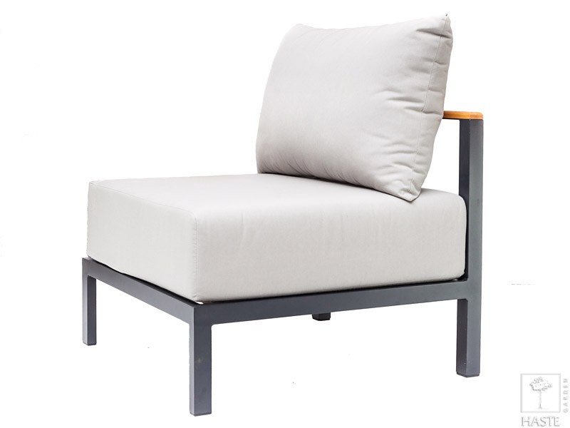Krzesło aluminiowe Mohito