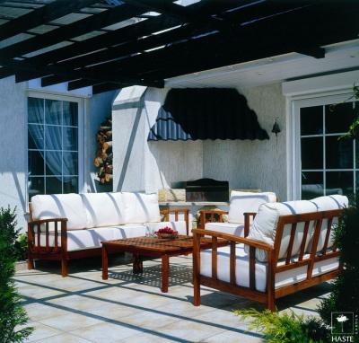 Zestaw MONACO - meble wypoczynkowe do ogrodu