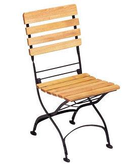 Krzesła do ogrodów